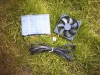4 WATT 12CM SOLAR FAN KIT FOR SOLAR VENTILATION